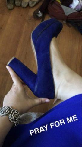 high heels miserable