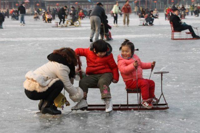 China ice games
