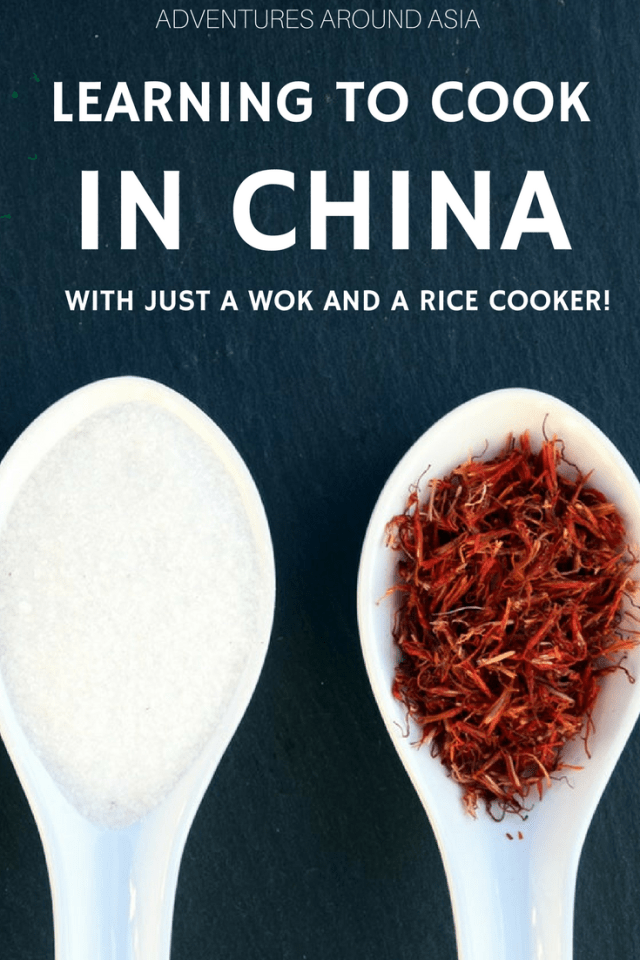 Cooking in China