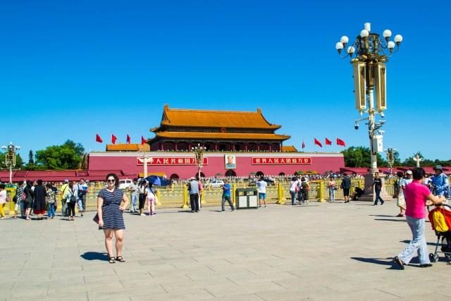 China travel app