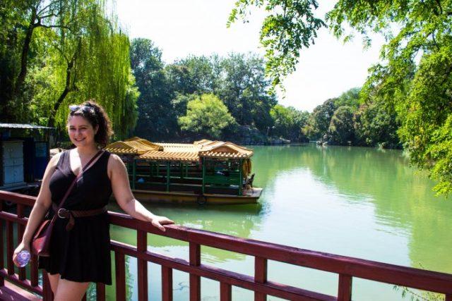 Summer Palace Suzhou Street