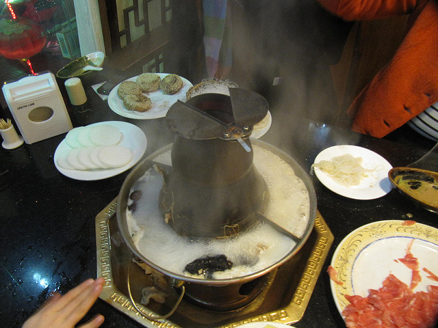 Mongolia Hot Pot