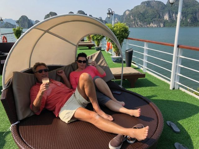 Mon Cheri Ha Long Bay Cruise