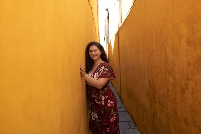 Hoi An Yellow Alley