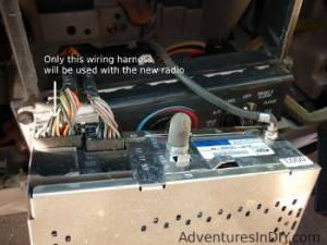 Ford F150 Factory Radio Uninstall and New Radio Install – Adventures In DIY