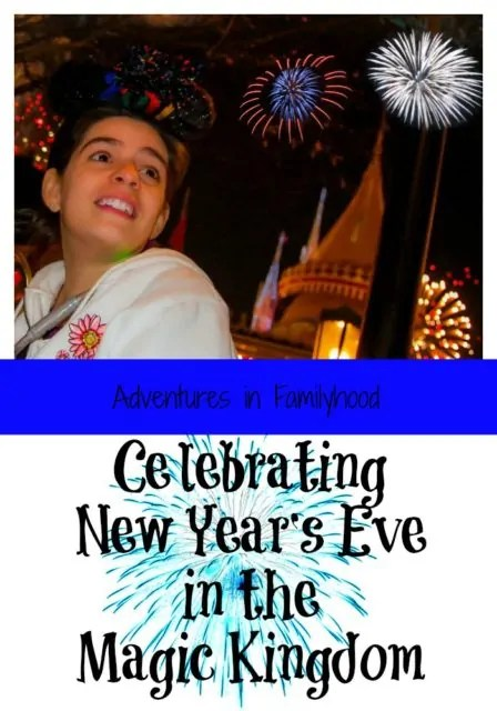 New Year's Eve in the Magic Kingdom | Would you brave the crowds and celebrate New Year's Eve at Walt Disney World?
