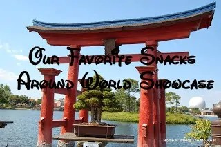 Our Favorite Epcot Snacks from Around the World