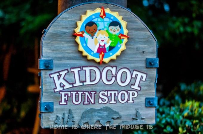 Kidcot Fun Stops at World Showcase