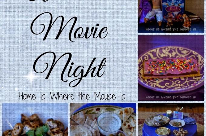 Aladdin Movie Night