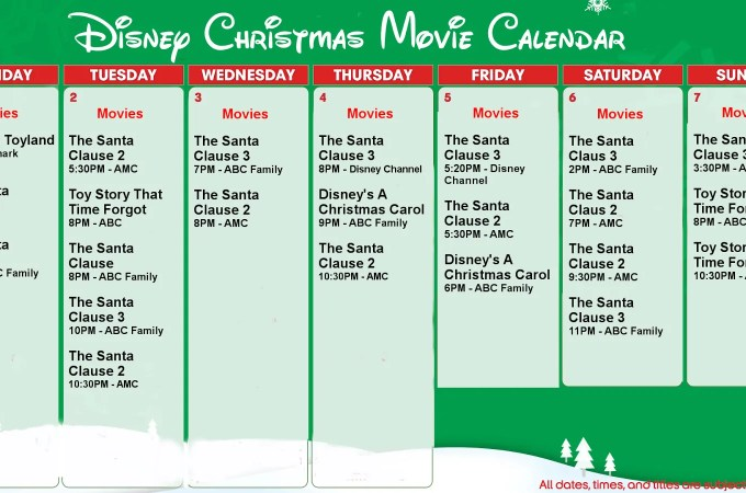 Disney Holiday Specials   A Guide to TV and Streaming