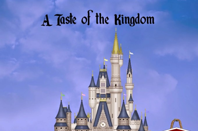 Magic Kingdom Baby Shower – A Taste of the Kingdom