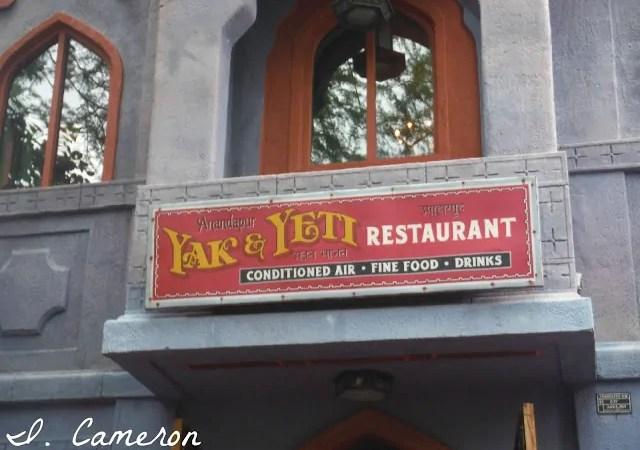 Wok-Fired Green Beans at Yak & Yeti Restaurant