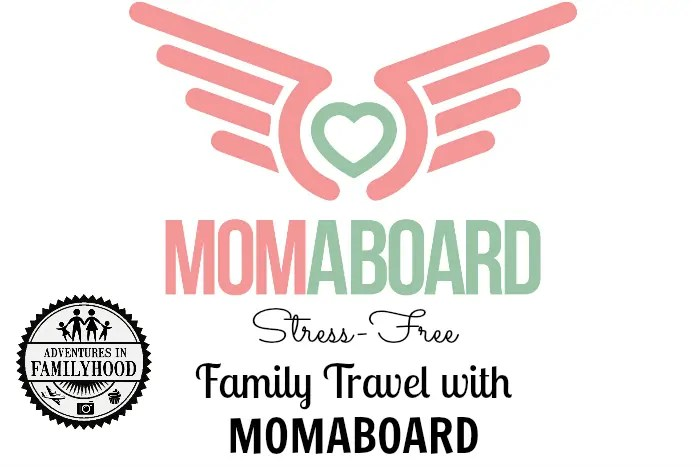 Take the stress out of family trip planning with MomAboard