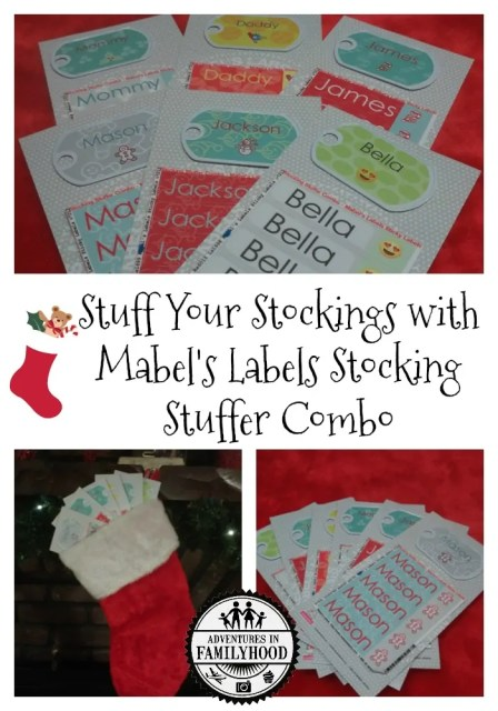 Mabel's Labels Stocking Stuffer Combo