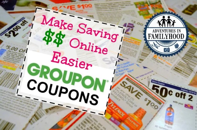 Make Saving Money Online Easier with Groupon Coupons