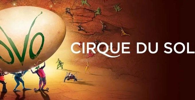 OVO from Cirque du Soleil is Coming to NYC