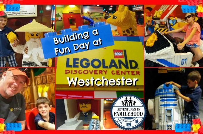 Building a Fun Day at LEGOLAND Discovery Center Westchester