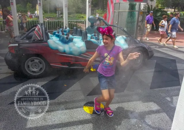 Splashin' Good Fun for Kids at Walt Disney World