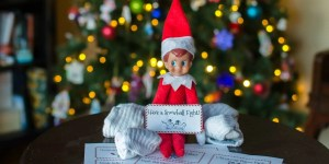 Elf on the Shelf 24 Play Ideas