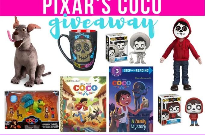 Disney-Pixar's Coco Giveaway | Adventures in Familyhood