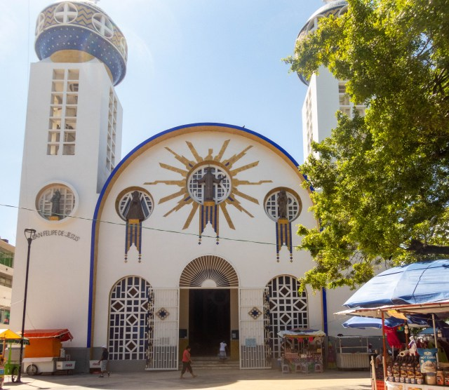 Cathedral in Acapulco