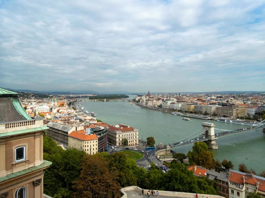 Danube River, Budapest, Hungary