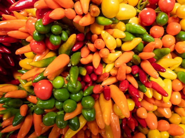 Peppers, Budapest, Hungary
