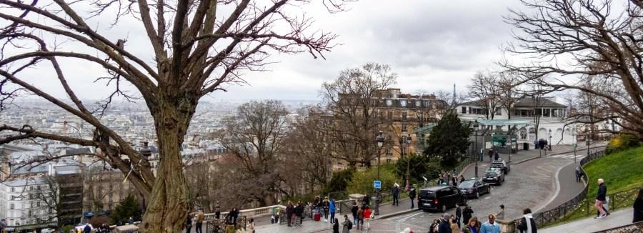 Sacré-Cœur Basicila, Paris