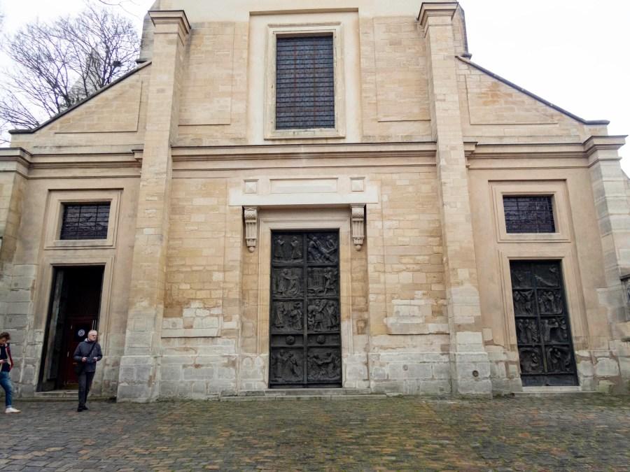 Paroisse Saint-Pierre de Montmartre, Montmartre, Paris