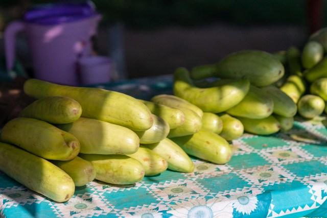 Fruit Stand outside Mazatlán