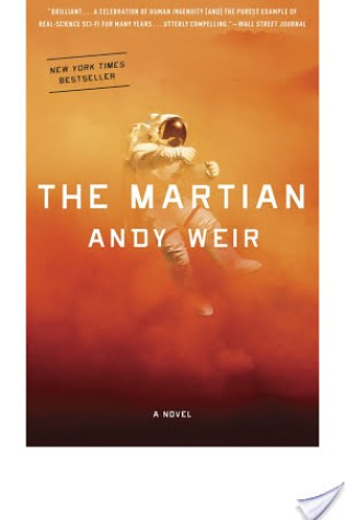 Book Review:The Martian by Andy Weir