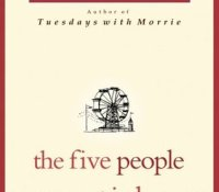 Review:The Five People You Meet in Heaven by Mitch Albom