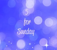 5 for Sunday