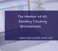 The Mother Of All Reading Tracking Spreadsheets