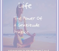 The Power of A Daily Gratitude Practice