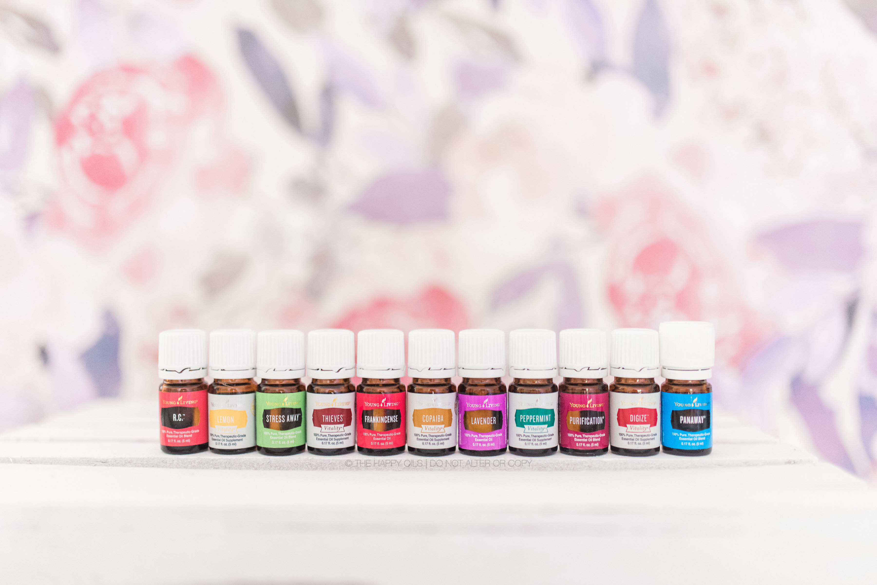 young living essential oil premium statrer kit