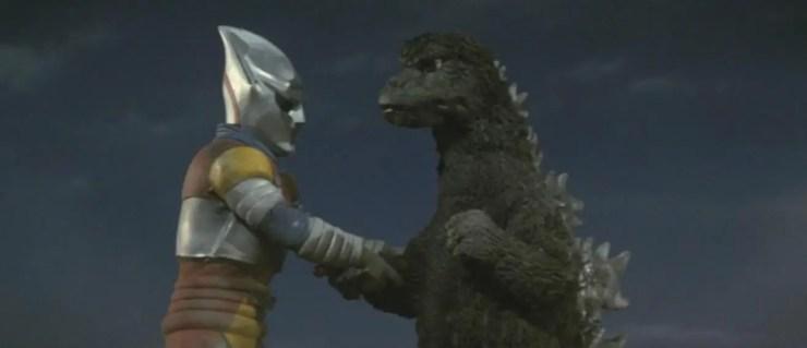godzilla-vs-megalon-shaking-hands