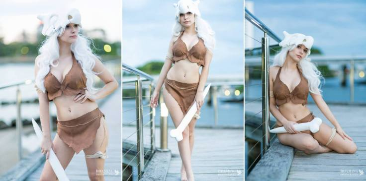 cubone-beke-cosplay