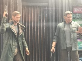Lifelike Blade Runner figures!