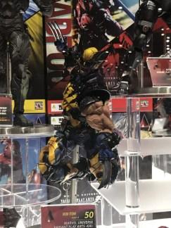 Square Enix Wolverine!