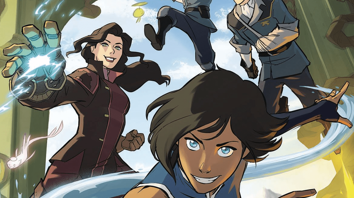'Legend of Korra: Turf Wars' (Part One) is a good character study on young women going through a turbulent time in their lives