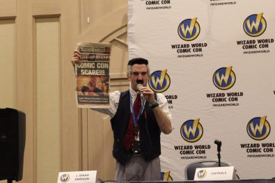 @CaptainKCosplay As J Jonah Jameson asking who could possibly defend Spider-Man in the court of public opinion.