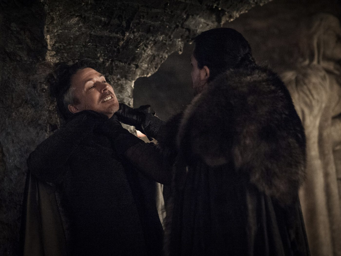 'Game of Thrones' Star Aidan Gillen Explains Littlefinger's Obsession With the Starks