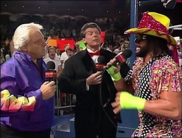 Raw Announce Crew