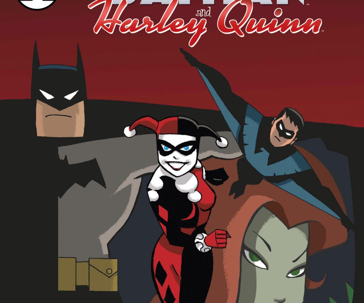 [EXCLUSIVE] DC Preview: Batman and Harley Quinn #1