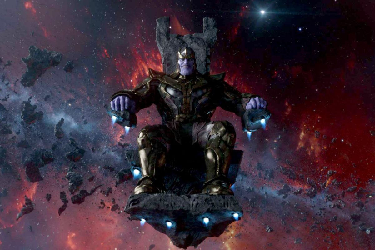 Leaked 'Avengers: Infinity War' toy image shows fully-armored Thanos in [Spoiler]