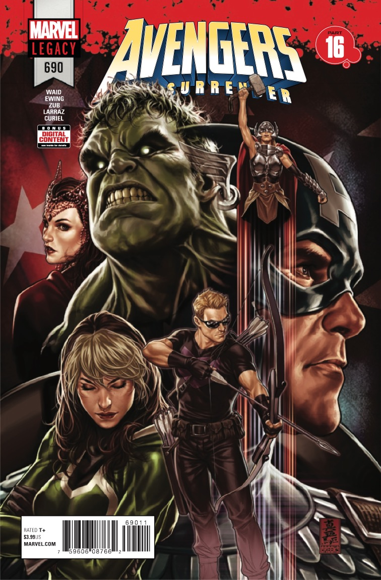 Marvel Preview: Avengers #690