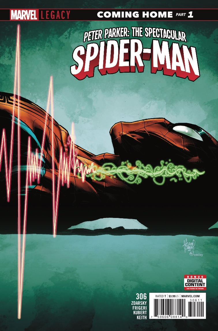 Marvel Preview: Peter Parker: The Spectacular Spider-Man #306