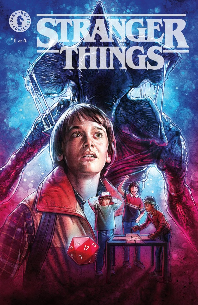 Netflix and Dark Horse Comics partner to make 'Stranger Things' comics and YA graphic novels
