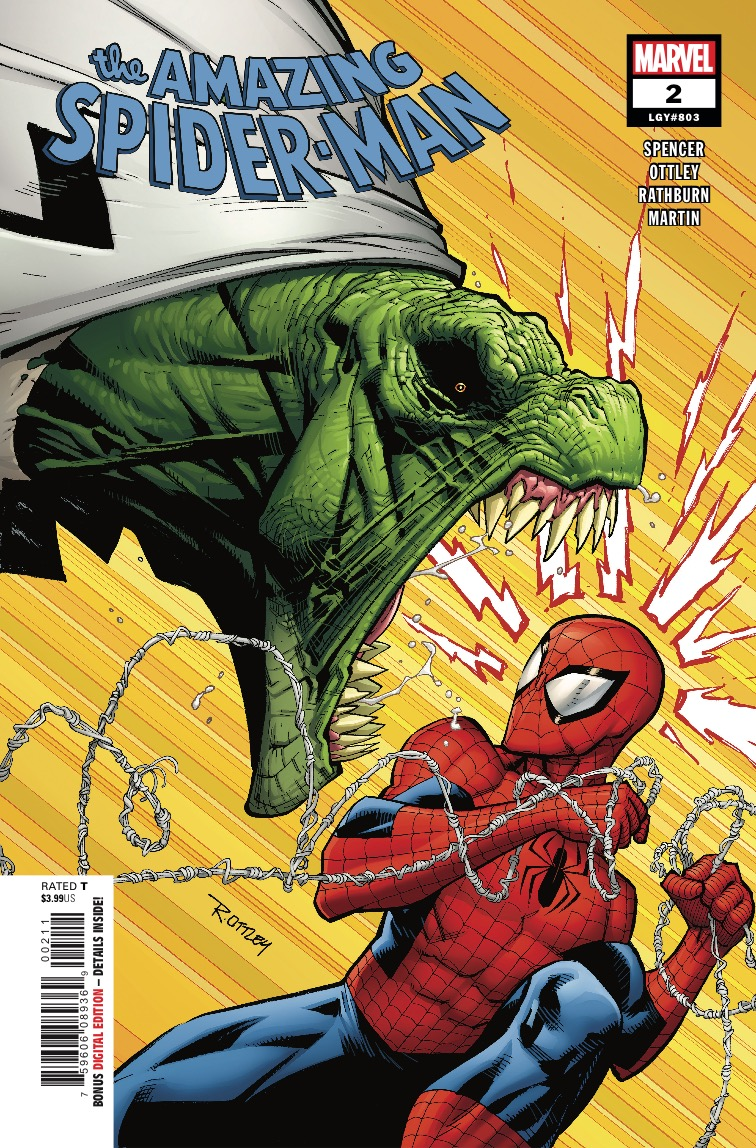 Marvel Preview: Amazing Spider-Man #2